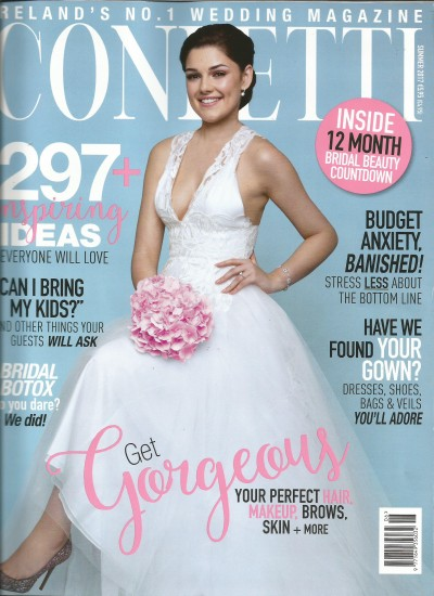 CONFETTI IE Summer COVER 2017